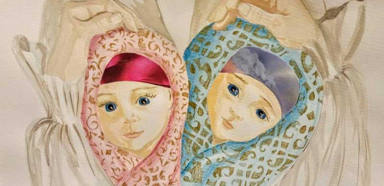 Донација ликовних радова за дечије одељење болнице у Сремској Митровици